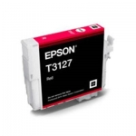 Epson UltraChrome Hi-Gloss2 T312 Red Ink Cartridge