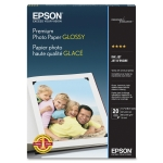 Epson S041288 Premium Glossy A3 255gsm Photo - 20 Sheets