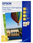 Epson Premium 251gsm Semi-Gloss A4 Photo Paper - 20 Sheets