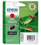 Epson UltraChrome Hi-Gloss T0547 Red Ink Cartridge
