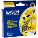 Epson DURABrite T0634 Yellow Ink Cartridge