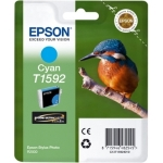 Epson UltraChrome Hi-Gloss2 T1592 Cyan Ink Cartridge