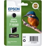 Epson UltraChrome Hi-Gloss2 T1598 Matte Black Ink Cartridge