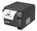 Epson TM-T70II Compact and Reliable USB & Parallel Receipt Printer - Black