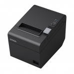 Epson TM-T82III Serial USB Thermal Direct Receipt Printer - Black