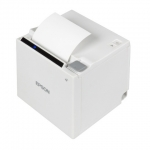 Epson TM-M30 Direct Thermal Compact Receipt Printer - Ethernet & USB - White