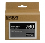 Epson UltraChrome HD T7601 Photo Black Ink Cartridge