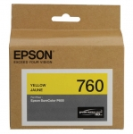 Epson UltraChrome HD 760 Yellow Ink Cartridge