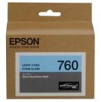 Epson UltraChrome HD 760 Light Cyan Ink Cartridge