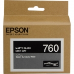 Epson UltraChrome HD 760 Matte Black Ink Cartridge