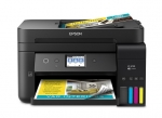 Epson WorkForce EcoTank ET-4750 15ipm Duplex Wireless Inkjet Multifunction Printer + Warranty Extension Offer!