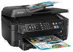Epson WorkForce WF-2630 4.7ipm Inkjet Multifunction Printer
