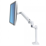 Ergotron LX Desk Mount LCD Arm Tall Pole - White