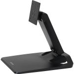 Ergotron Neo-Flex Display Stand Up to 27inch Screen Support - Black