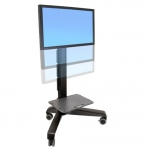Ergotron Neo-Flex Mobile MediaCentre LD for 27 - 55 Inch Screens