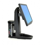 Ergotron Neo-Flex All-In-One Lift Stand with Secure Clamp