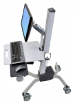 Ergotron Neo-Flex LCD Height-Adjustable Worksurface Cart