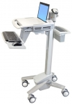 Ergotron StyleView Laptop Moveable Medical Cart
