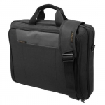 Everki Advance 15.4 inch Laptop Briefcase - Charcoal Black