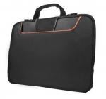 Everki Commute Sleeve with Advanced Memory Foam for 15.6 Inch Laptops - Black