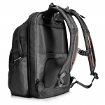 Everki Atlas Checkpoint Friendly 11 - 15.6 Inch Laptop Backpack - Black