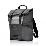 Everki ContemPRO 15.6 Inch Laptop Commuter Roll Top Backpack - Black