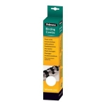 Fellowes 12mm Plastic Binding Combs Black - 25 Pack