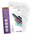 Fellowes A5 Gloss 80 Micron Laminating Pouches - 100 Pack