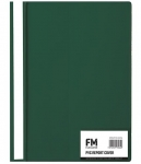 File Master A4 Presentation Report Cover Folder Green