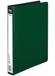 File Master A4 Trunkboard 2/26 Ring Binder Green