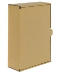 File Master A4 Storage Box Carton Kraft - 25 Pack