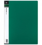 File Master 40 Pocket A4 Display Book - Green