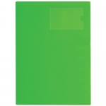 File Master 3 Pocket A4 Presentation Folder - Lime Green