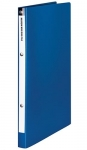File Master A4 Polypropylene Mini Ring Binder Blue