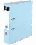 File Master A4 Pastel Lever Arch File Blue