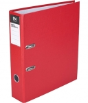 File Master A4 Radofile Lever Arch File Red