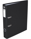 File Master A4 Radofile Mini Lever Arch File Black
