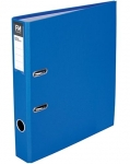 File Master A4 Radofile Mini Lever Arch File Blue