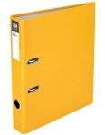 File Master A4 Radofile Mini Lever Arch File Yellow