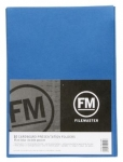 File Master Double Pocket Presentation Folder 10 Pack Blue