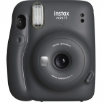 Fujifilm Instax Mini 11 Camera - Charcoal Gray + Hell Pizza Voucher by Redemption!