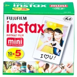 Fujifilm Instax Mini Film - 50 Pack