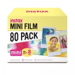 Fujifilm Instax Mini Film Limited Edition - 80 Pack