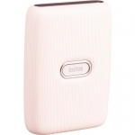 Fujifilm Instax Mini Link Smartphone Photo Printer - Dusty Pink + Hell Pizza Voucher by Redemption!