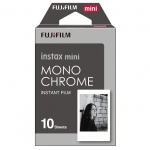 Fujifilm Instax Mini Film Monochrome - 10 Pack