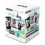 Fujifilm Instax Mini Film Sky - 30 Pack