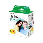 Fujifilm Instax Square Film White - 20 Pack
