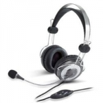 Genius HS04SU 2x 3.5mm Over the Head Wired Stereo Headset