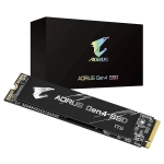 Gigabyte Aorus 1TB NVMe M.2 PCIe Gen 4 Solid State Drive