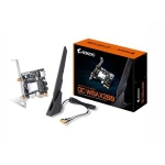Gigabyte AORUS Intel WIFI 6 AX200 PCIe Wireless Internal Adapter Card with Antenna